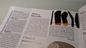 Miejsca - Jacek Mirczak - Stolica